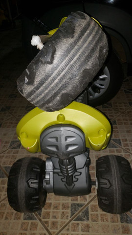 Moto eletrica 6v - Foto 3