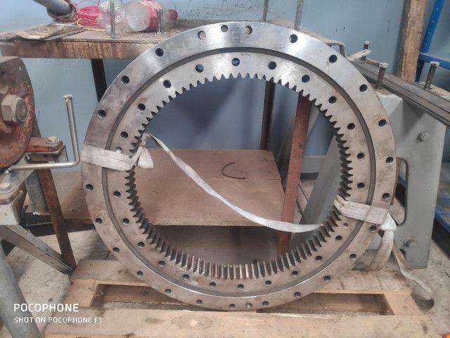 Rolamento de giro para máquinas - Foto 2