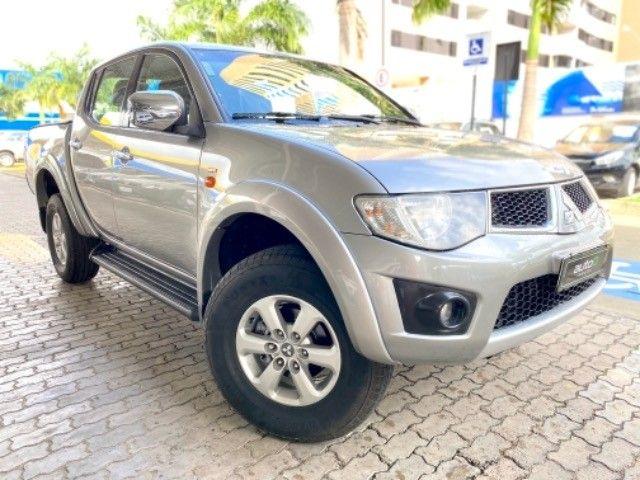 Triton HPE 4x4 diesel 2012  ( Muito nova )