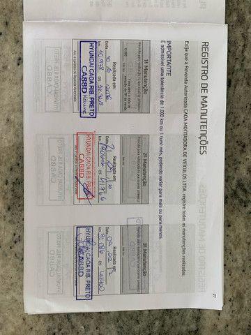 Santa Fé 2016 3.3V6 4x4 Automática/ Único Dono/Todas Revisões Concessionária  - Foto 15