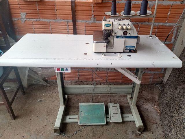 Vendo máquina industrial orverlok - Foto 3
