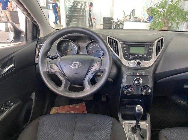 Hyundai Hb20S  Confort Plus 1.6 Automatico  2015!!!! - Foto 10