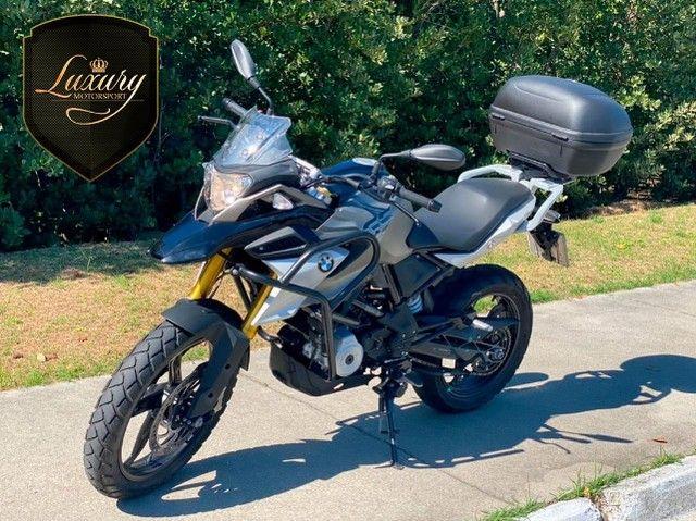 Motocicleta Bmw GS G310 2020 Preta com 600 KM