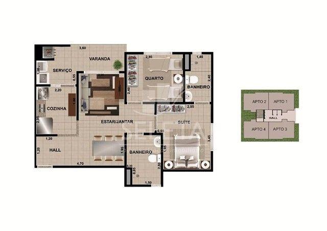 Apartamento à venda, Canadá, CASCAVEL - PR - Foto 8