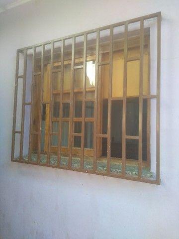 Barbada Vendo grade pra janelas