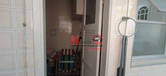 Apartamento com 2 dormitórios à venda, 71 m² por R$ 365.000,00 - José Menino - Santos/SP - Foto 12