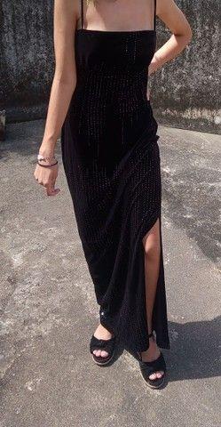Vestido longo de festa - Foto 5