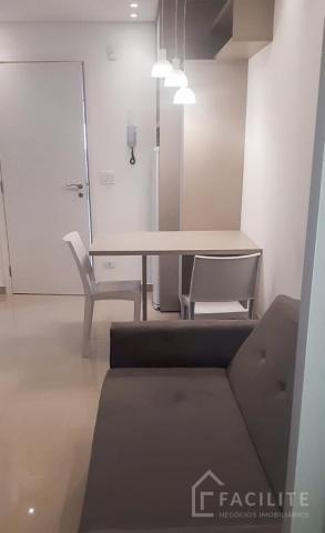 Apartamento para Locação em Curitiba, CENTRO, 1 dormitório, 1 banheiro, 1 vaga - Foto 6