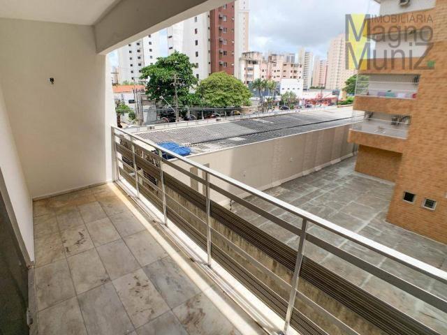 Apartamento com 3 suítes para alugar, 200 m² por R$ 1.700/mês - Dionisio Torres - Fortalez - Foto 12