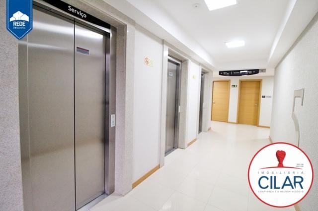 Escritório para alugar em Cabral, Curitiba cod:05587.002 - Foto 3
