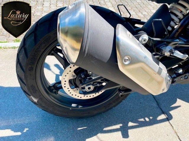Motocicleta Bmw GS G310 2020 Preta com 600 KM - Foto 12