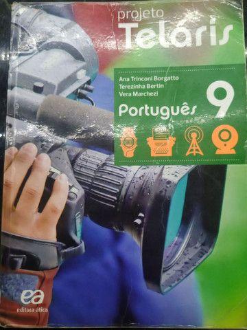 Livro de português  9° ano projeto Teláris+ Caderno de Atividades