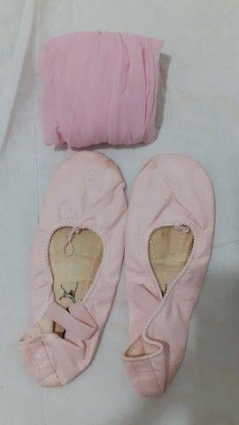 Sapatilhas de ballet  - Foto 2