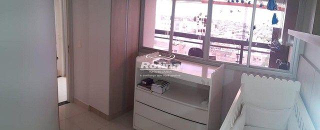Apartamento para aluguel, 3 quartos, 1 suíte, 2 vagas, Umuarama - Uberlândia/MG - Foto 4