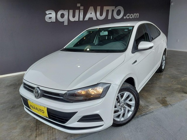 Volkswagen Virtus 1.6 Automático 2019 Pouco Rodado, ainda na garantia de fábrica!!! - Foto 4