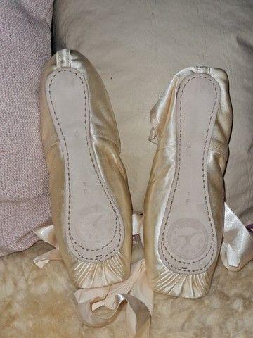 Sapatilhas ponta Ballet - Foto 5