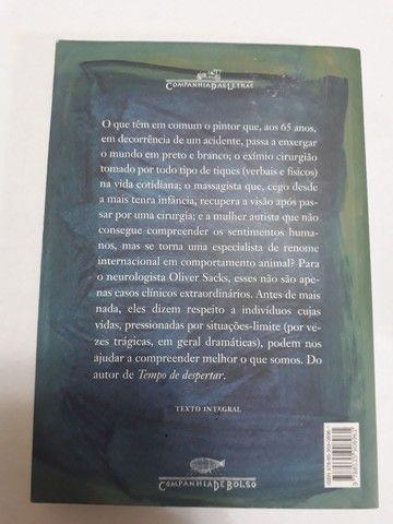 """Livro """"UM ANTROPÓLOGO EM MARTE"""" - Foto 2"""