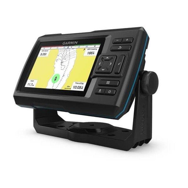 GPS Garmin Striker Vivid 5cv Con Transdutor GT20-TM - Foto 3