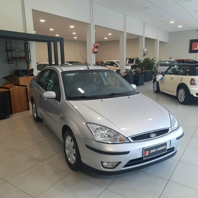 Ford Focus Sedan Ghia 2.0 16v Automatico 2006 - Foto 10