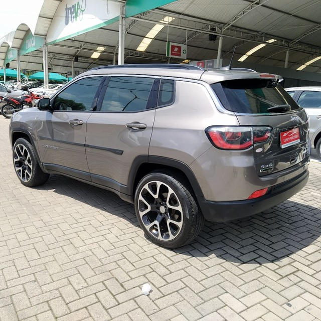 Jeep Compass 2.0 Longitude 2018 Trail Rated 4x4 Diesel Automática - Foto 6