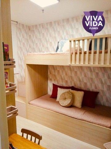 Vendo Apartamento no Viva Vida Flores com 2 quartos  - Foto 4