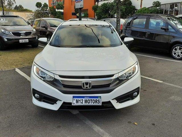 Honda Civic EX - impecável