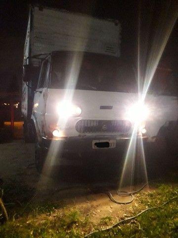 Caminhão fiat 80 608 710