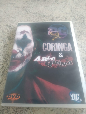 Box Coringa & Arlequina
