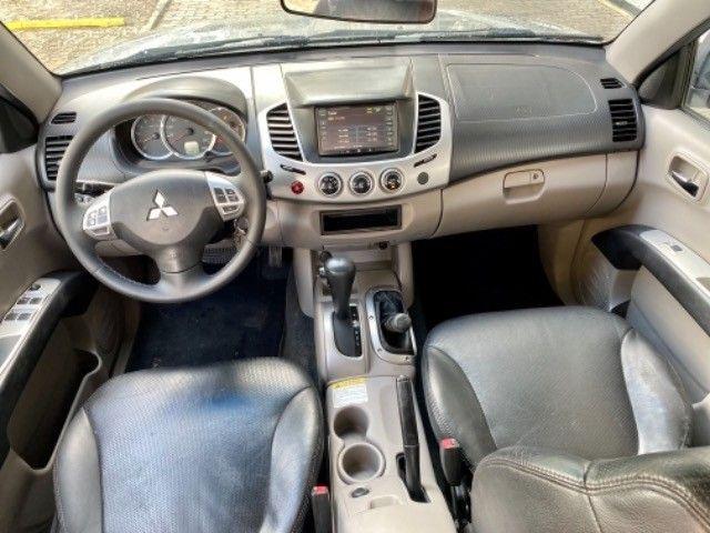 Triton HPE 4x4 diesel 2012  ( Muito nova ) - Foto 8