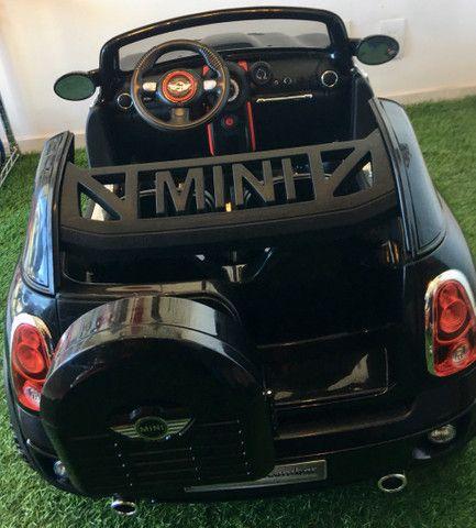 Carrinho elétrico Mini Couper  - Foto 3