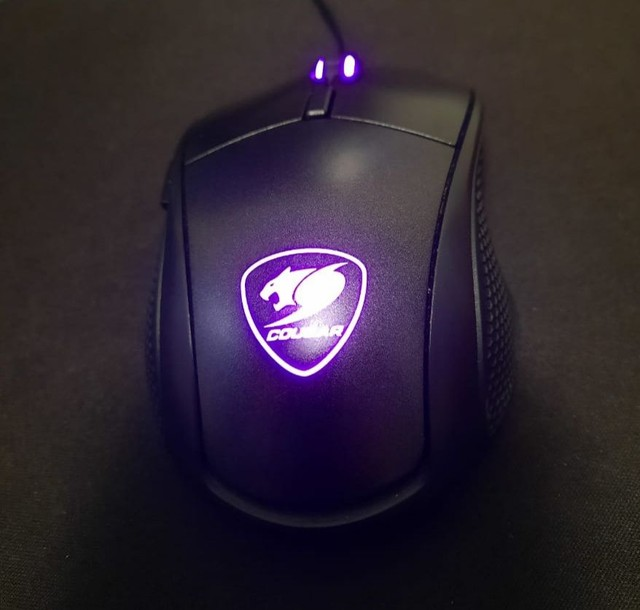 Mouse Gamer Cougar Minos X5 RGB + MousePad Cougar Speed - Foto 2