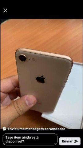 Iphone 8 64 gigas  dourado - Foto 3
