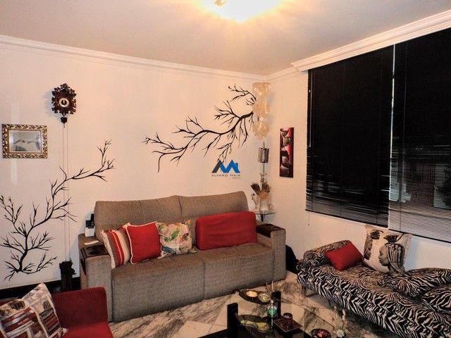 Apartamento à venda com 3 dormitórios em Santa efigênia, Belo horizonte cod:ALM1865