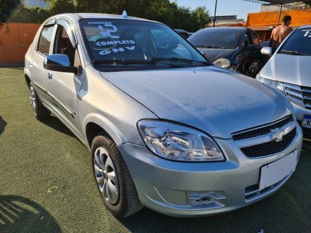 Chevrolet Prisma 1.4 LT Flex Completo 2012 GNV