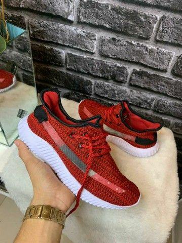 Tênis Adidas ( 38 ao 43 ) -- 3 Cores Disponíveis  - Foto 3
