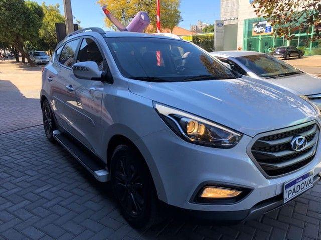 Hyundai HYUNDAI IX35 2.0 MPFI GL 16V FLEX 4P AUTOMÁTICO