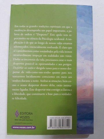 """Livro """"DESPERTAR NO SONHO"""" - Foto 2"""