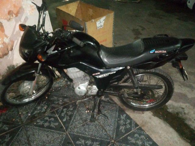 Vendo moto cg fan 125 ano 2014  - Foto 6