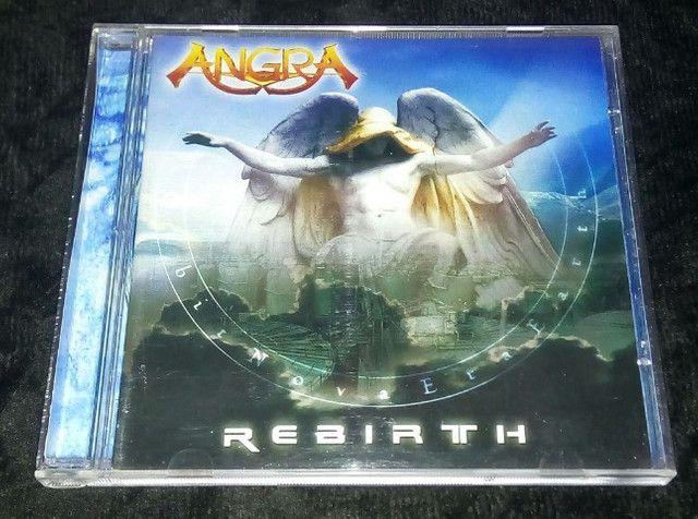 Angra Rebirth ( e Hunters And Pray)