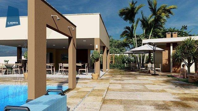 Apartamento Duplex com 3 dormitórios à venda, 66 m² por R$ 249.000,00 - Passaré - Fortalez - Foto 8