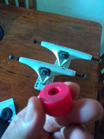 Peças para skate/longboard  - Foto 2