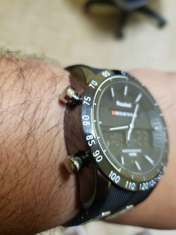 Relógio Readeel esporte/luxo - Foto 5