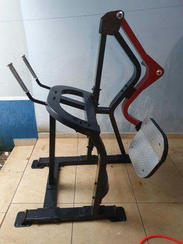 Glúteo.     #academia#aparelhos#fitness - Foto 3