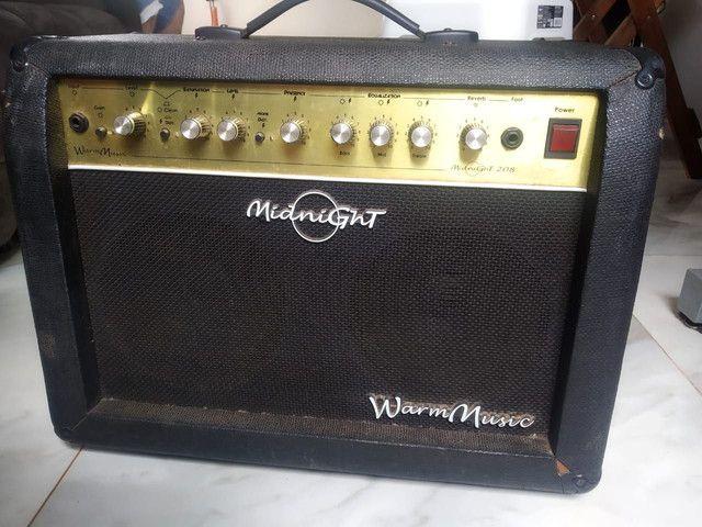 Guitarra Thomaz 80 e Amplificador  - Foto 2