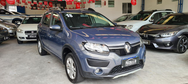 Renault Sandero Stepway dynamique 17/18 manual - Foto 13