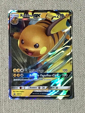 Vendo carta de Pokémon