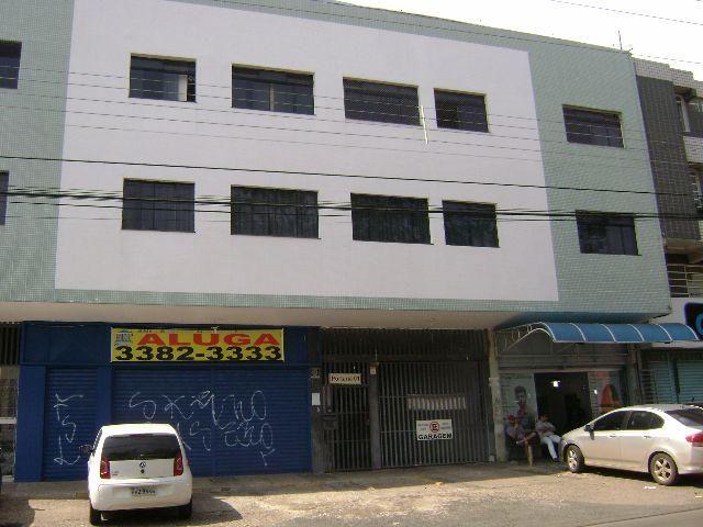 Ed. Paulo Sarkis, Apto 02 Qts c/ Garagem, Alugado, ac. financiamento