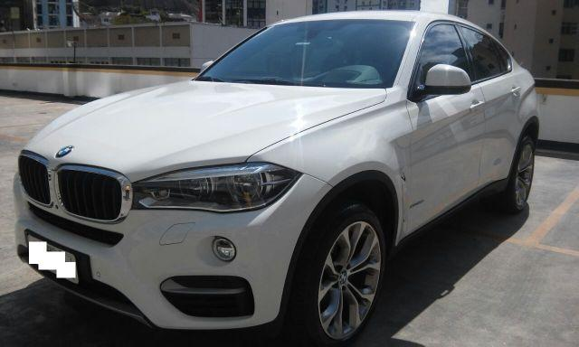 Bmw X6 Xdrive 35i 3.0 Bi-Turbo, único dono