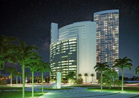Apartamentos, Flats e Salas Comerciais no Heron Marinho