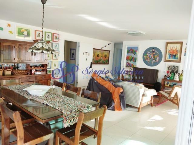 Golf Ville Resort Residence Cobertura à venda mobiliada Porto das Dunas - Foto 4
